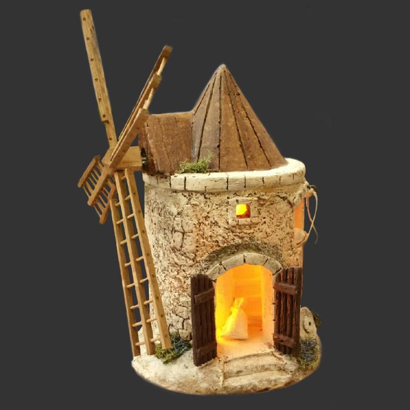 l 39 atelier de fanny santons d cors de cr che grand moulin provence. Black Bedroom Furniture Sets. Home Design Ideas