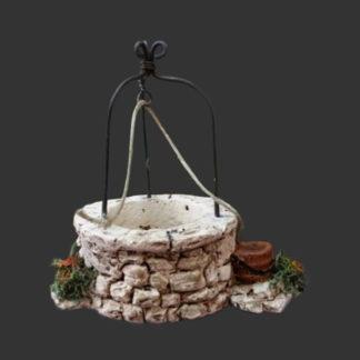 Atelier de Fanny puits fer décors de crèche