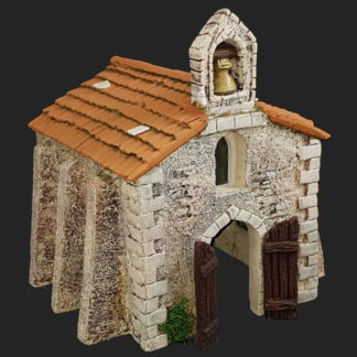 décors de crèche – Santons – église 2 – Aubagne.jpg