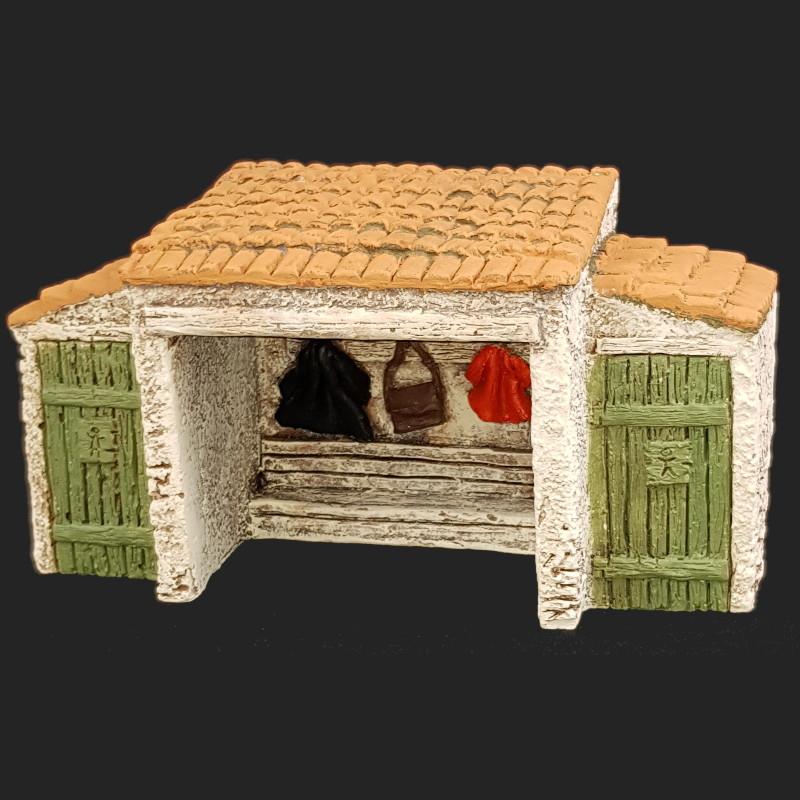 l 39 atelier de fanny santons d cors de cr che le pr au pour cole provence. Black Bedroom Furniture Sets. Home Design Ideas